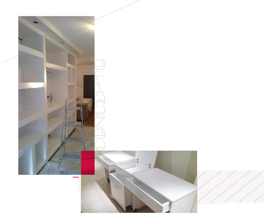 Mobiliarios muebles a tu medida ren va soluciones for Muebles a tu medida